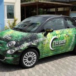 Car Wrapping Fiat 500 TSO Data