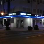 LED Kontur Ärztehaus