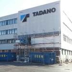 Leuchtschrift Profil 4 LED Tadano