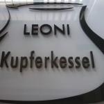 acryloxbuchstaben leoni