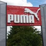 profil 5 werbeanlage lichtwerbung puma